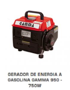 gerador de energia gamma