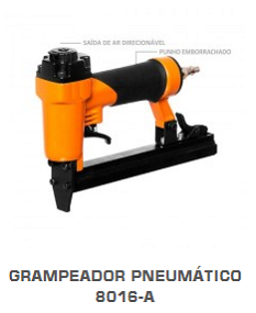 grampeador pneumatico 8016-a