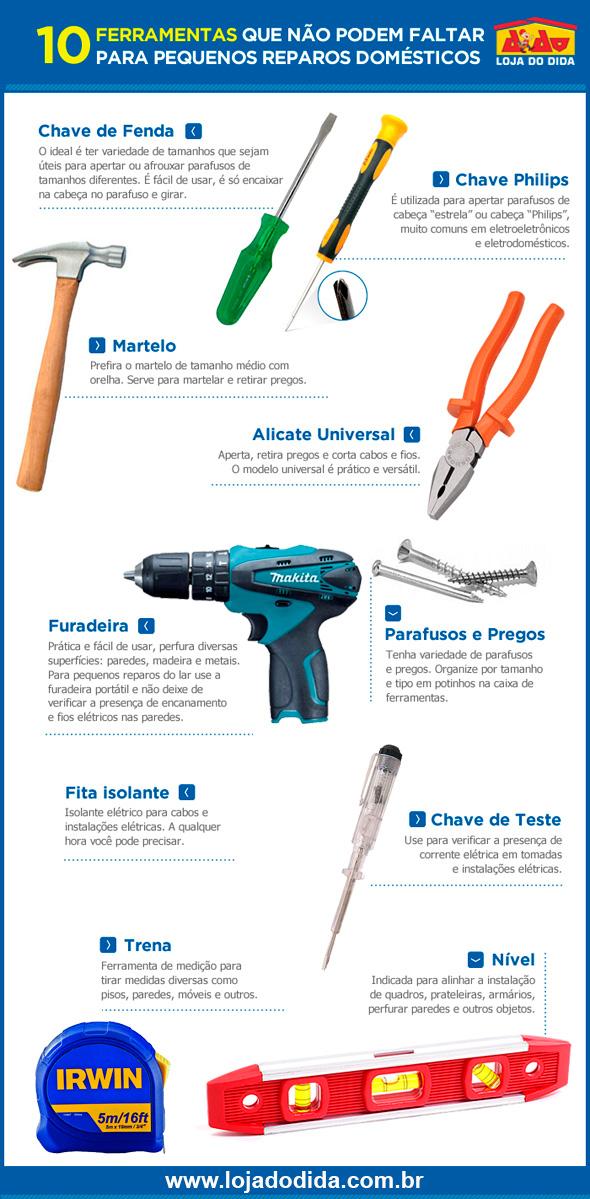 ferramentas-domésticas