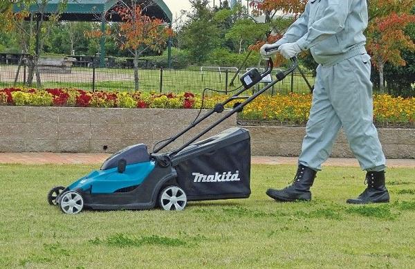 cortador de grama makita